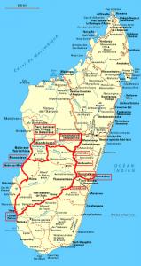 Parcours Madagascar 2008